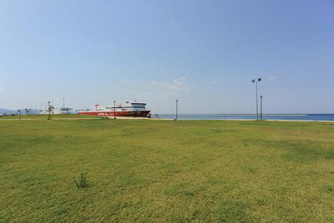 Νεό λιμάνι