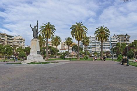 Πλατεία Υψηλών Αλωνίσων